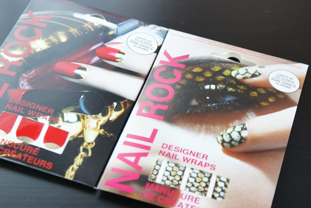 Nagelstickers   Nail Rock, Sephora, HEMA & Sylvie Nails