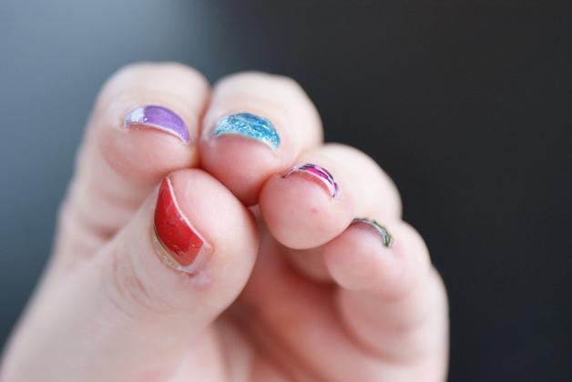 nagelstickers6 - Nagelstickers | Nail Rock, Sephora, HEMA & Sylvie Nails