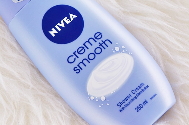 nivea creme smooth shower cream review 2 - Love it! | NIVEA creme smooth shower cream