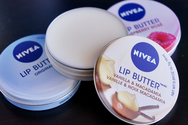 nivea lip butter zijdezacht 2 - Nivea zijdezachte bodycrème en lip butters