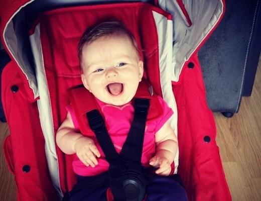 nuna pepp luxx scarlet 1 - Babytip | Nuna PEPP luxx