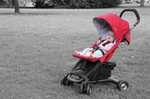 nuna pepp luxx scarlet 2 - Babytip | Nuna PEPP luxx