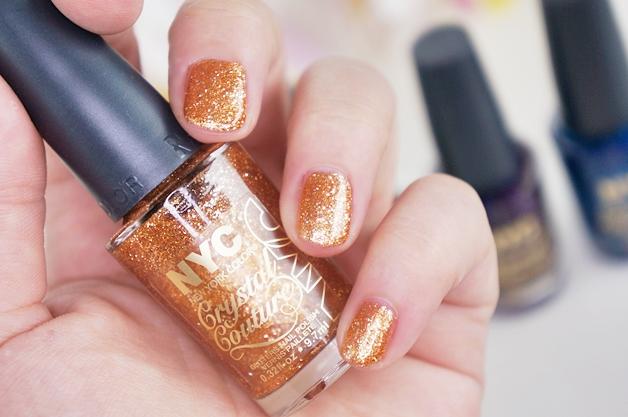 nyc strip me off base coat crystal couture nail polish 3 - NYC strip me off base coat & crystal couture nail polish