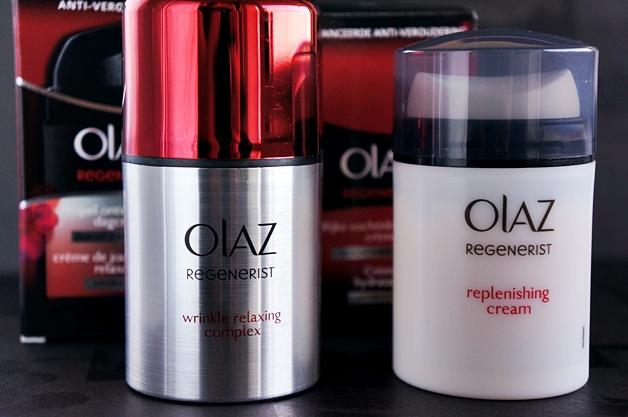 olaz regenerist 1 - New skincare   La Roche-Posay, Olaz, philosophy & Lancaster
