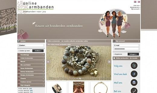 onlinearmbanden1 - Webshop Tip   Onlinearmbanden.nl