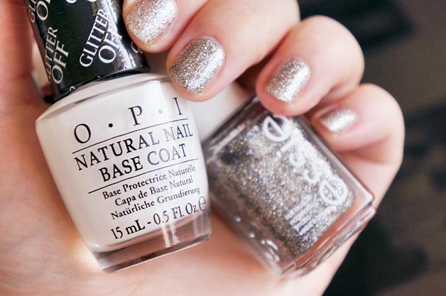 opi glitter off peelable base coat 6 - OPI Glitter Off peelable base coat
