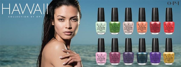 opi hawaii collection - OPI Hawaii collectie | Little Hulas set