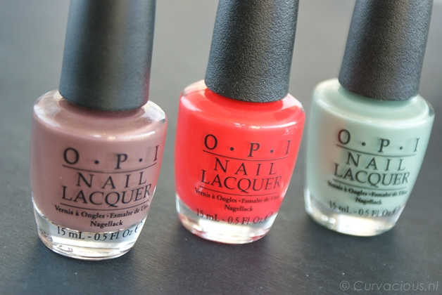 opiholland1 - OPI | Holland Collection foto's & swatches