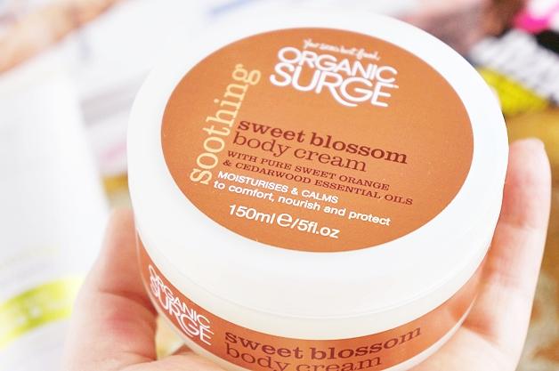 organic surge awakening bodywash sweet blossom body cream 4 - Organic Surge awakening bodywash & sweet blossom body cream