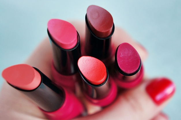 oriflame colour drop lipstick 3 - Oriflame colour drop lipsticks