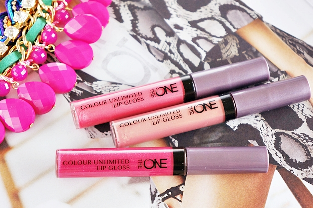 oriflame colour unlimited lip gloss 1 - Oriflame colour unlimited lip gloss