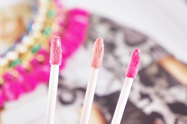 oriflame colour unlimited lip gloss 3 - Oriflame colour unlimited lip gloss