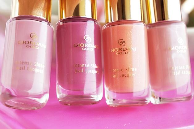 oriflame giordani gold intense shine nail lacquer swatches review 12 - Oriflame Giordani Gold intense shine nail lacquer collectie