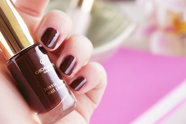 oriflame giordani gold intense shine nail lacquer swatches review 17 - Oriflame Giordani Gold intense shine nail lacquer collectie