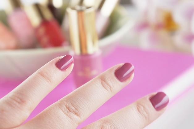 oriflame giordani gold intense shine nail lacquer swatches review 6 - Oriflame Giordani Gold intense shine nail lacquer collectie