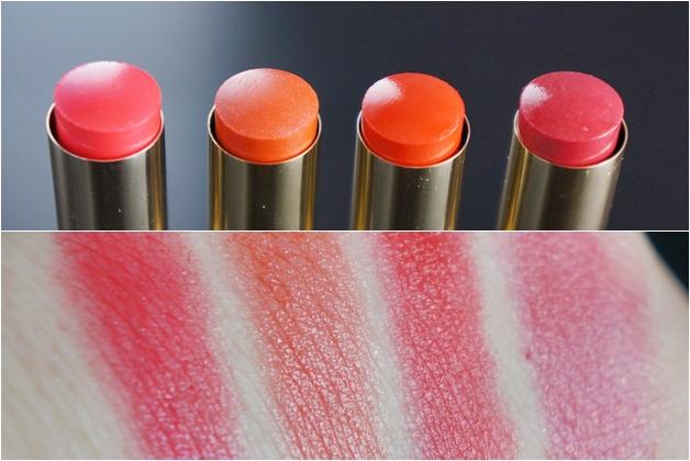 oriflame giordani gold voluptuous lipstick 5 - Duo review | Oriflame Giordani Gold voluptuous lipsticks