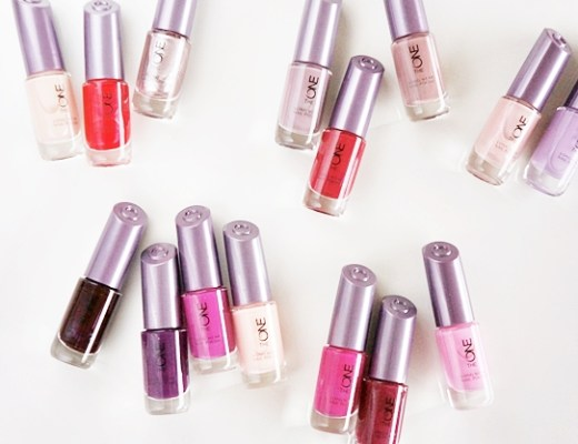 oriflame the one long wear nail polish 1 - Oriflame | Long wear nail polish collectie