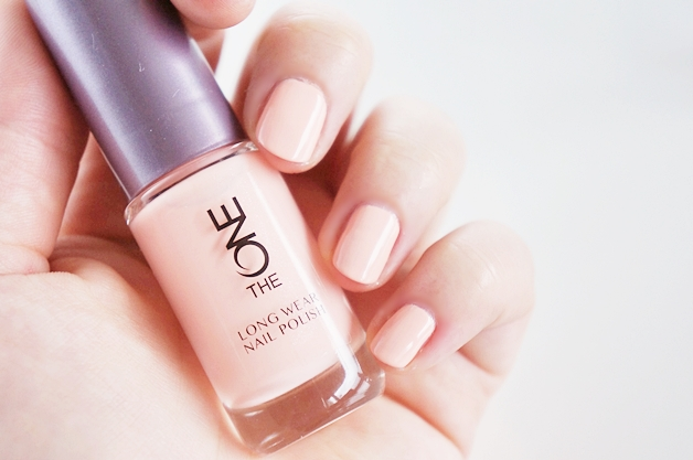 oriflame the one long wear nail polish 4 - Oriflame   Long wear nail polish collectie