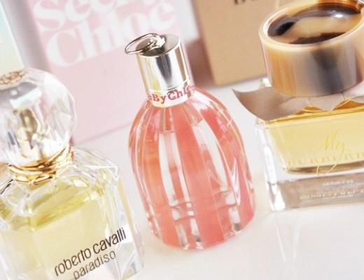 parfumnieuws januari 2015 - Parfumnieuws van Chloé, Burberry & Roberto Cavalli