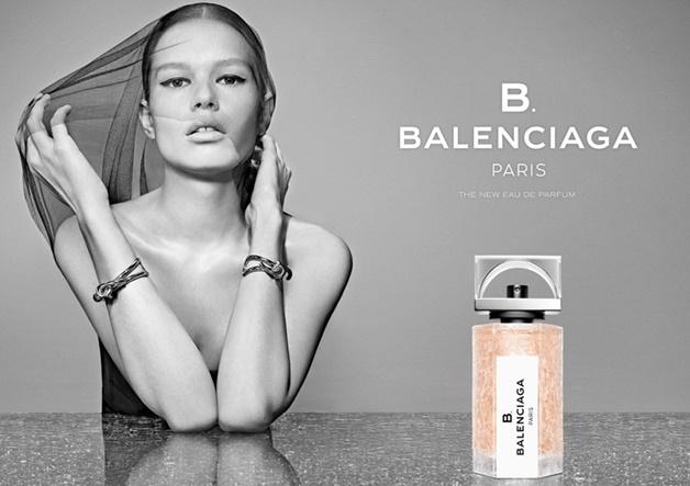 parfumnieuws maart balenciaga b parfum 2 - Parfumnieuws | Balenciaga, Hugo Boss & Jil Sander