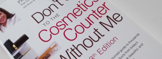 Paula Begoun | Don't go to the cosmetics counter without me