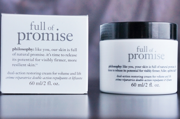 philosophy full of promise 1 - Anti-age tip! | Philosophy full of promise
