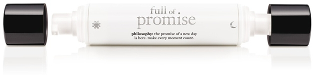 philosophy full of promise 4 - Anti-age tip! | Philosophy full of promise