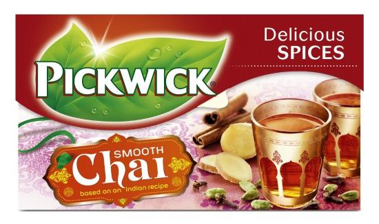 pickwicktheedoos8 - Pickwick | Nieuwe smaken Delicious Spices thee & cupcake recepten