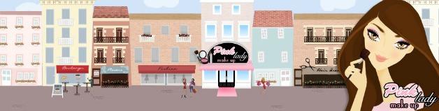 Pink Lady Make-up bestaat 2 jaar!