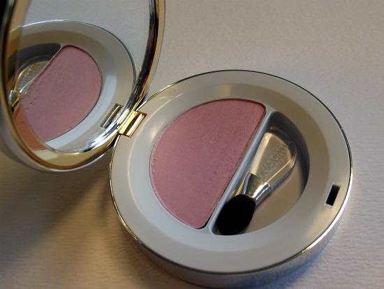 pinkladymakeupjuli5 - Lancaster mono eyeshadow Rose & Eveline Cosmetics gigantic volume turbo mascara