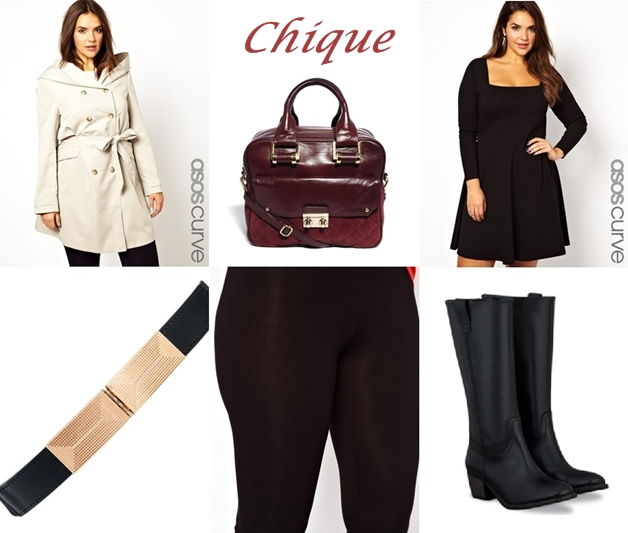 plussize duoboots asos curve - 3 Plussize herfst outfits incl. DUO Santana boots