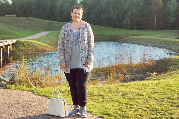 plussize outfit oktober 2014 1 - Plussize outfit | Fall in love
