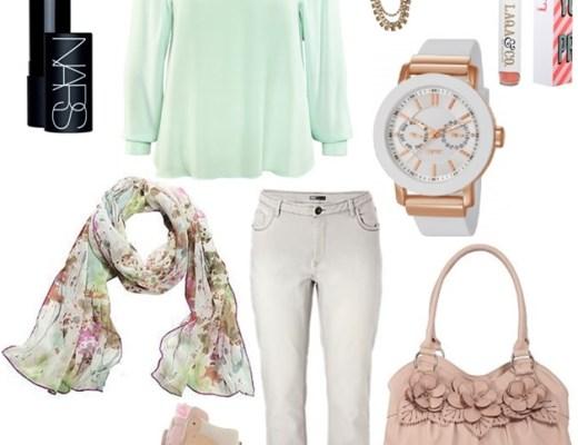 plussize outfit pastel cuteness - Plussize Outfit | Pastel cuteness