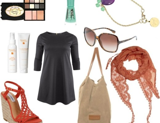 plussizecollageweek8 - Plus Size Outfit | Coral Beach