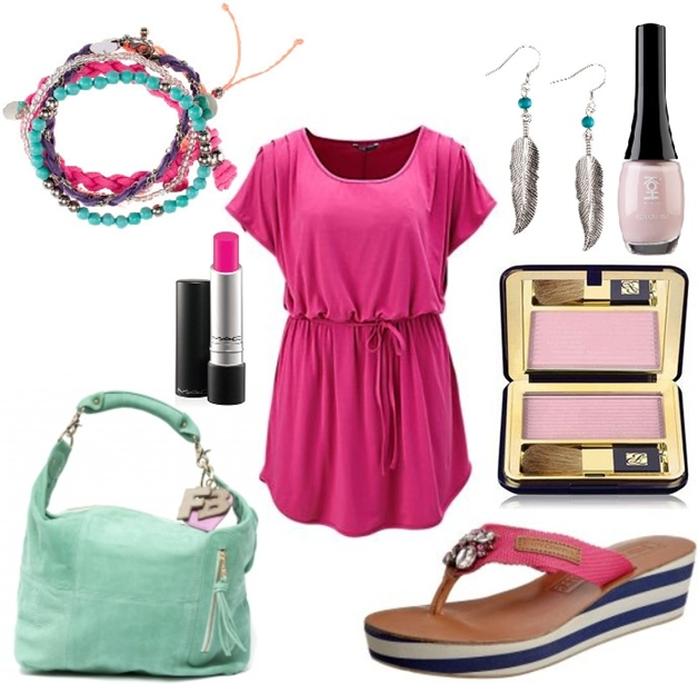 plussizeoutfitcasualpink - Plus Size Outfit | Casual Pink