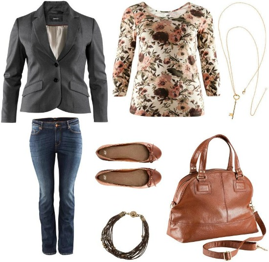 plussizeweeklywk36 2 - Plus Size Weekly #3: how to wear... a blazer? + handige shoppinglist