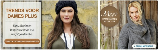 plussizeweeklywk38 2 - Plus Size Weekly #4: Bon'A Parte, MAT Fashion, Nicolette Mason & plus size op de catwalk