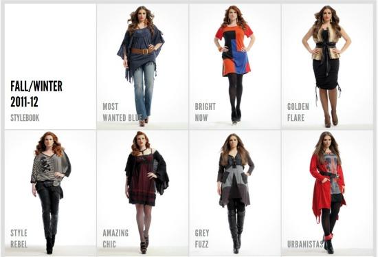 plussizeweeklywk38 matfashion - Plus Size Weekly #4: Bon'A Parte, MAT Fashion, Nicolette Mason & plus size op de catwalk