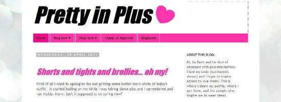 prettyinplus3 - Plus Size Blog: Pretty in Plus