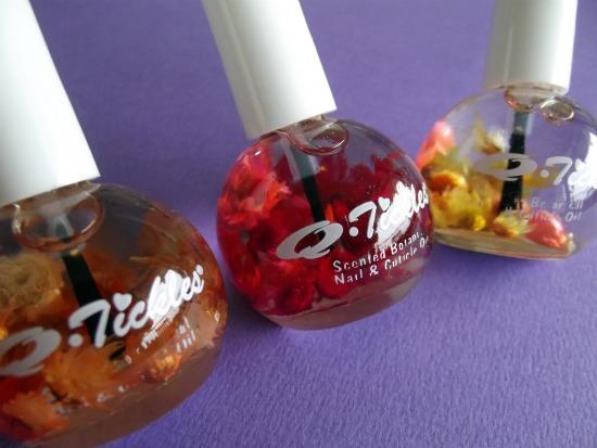 Q-Tickles