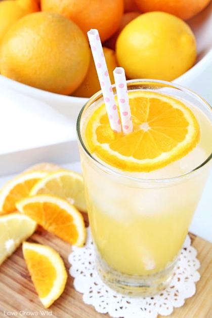recepten verfrissende zomerdrankjes 5 - Recepten | Verfrissende zomerdrankjes