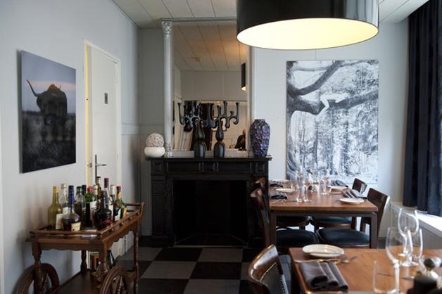 restaurant eindeloos - 5 x Culinaire hotspots in Friesland