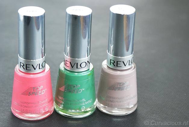 revlon2012zomerlakken1 - Revlon limited edition Top Speed Nail Enamel | Stormy, Guava & Emerald