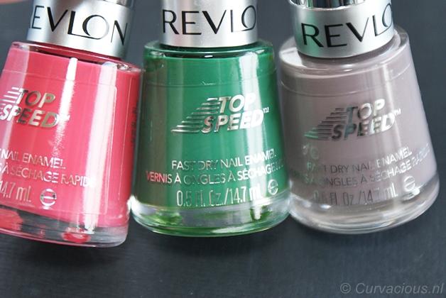 revlon2012zomerlakken2 - Revlon limited edition Top Speed Nail Enamel | Stormy, Guava & Emerald