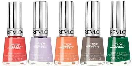 revlon2012zomerlakken7 - Revlon limited edition Top Speed Nail Enamel | Stormy, Guava & Emerald
