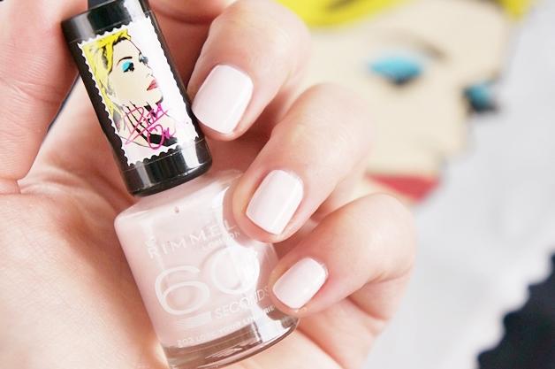 rimmel london rita ora 60 seconds nail polish 3 - Rimmel London x Rita Ora 60 seconds nail polish