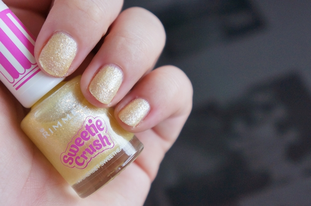 rimmel sweetie crush nail color 3 - Rimmel | Sweetie Crush nail color