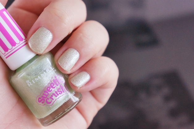 rimmel sweetie crush nail color 5 - Rimmel | Sweetie Crush nail color