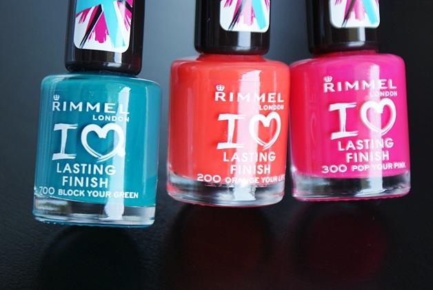 Kleurrijke Olympische Spelen met Rimmel Olympics!