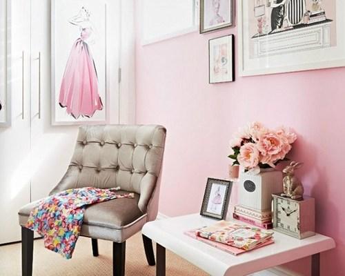 roze interieur 8 - Inspiratie   Roze als accentkleur in je huis